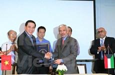 Aide koweïtienne pour l'achat d'équipements de santé à An Giang