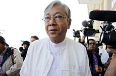 L'élection présidentielle birmane aura lieu le 15 mars