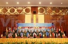 Les chefs des délégations de la défense de l'ASEAN soulignent la paix en Mer Orientale