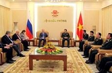 Vietnam et Russie renforce leur coopération dans la défense