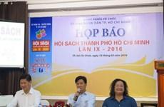 Foire du livre de Hô Chi Minh-Ville 2016
