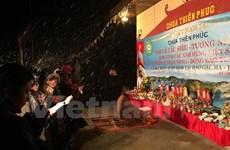 Pologne : hommage aux soldats vietnamiens tombés sur le récif de Gac Ma