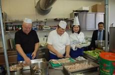 Journée de la cuisine vietnamienne en Slovaquie