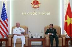 Vietnam, Etats-Unis ressèrent leur coopération dans la marine
