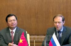 Le Vietnam et la Russie intensifient leur coopération dans l'industrie