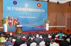 Vers la création de la Communauté de la santé de l'ASEAN