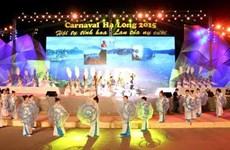 Un Carnaval de Ha Long 2016 tout feu tout flamme