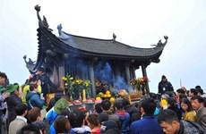 Développement du tourisme spirituel à Yên Tu