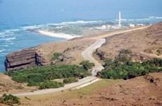 Projet de port dans le district insulaire de Ly Son