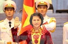 L'Assemblée nationale a élu son nouveau président