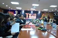 """Le programme """"Tour du Vietnam"""" débarque à la télévision"""