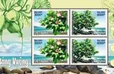 Emission d'un ensemble de timbres sur un arbre emblématique de Truong Sa