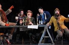 """La pièce """"La Bohème"""" sera jouée au 20e concert Hennessy"""