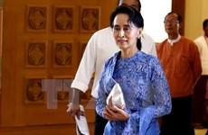 Le Myanmar adopte le projet de loi de nomination d'un conseiller d'État