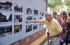 L'exposition « Les Vietnamiens de France - un regard » à Hô Chi Minh-Ville