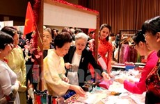 Le Vietnam présent à une Foire caritative d'Asie-Pacifique