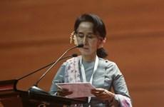 Myanmar : Aung San Suu Kyi  nommée conseillère d'Etat