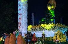 Hai Phong accueille la statue du Bouddha de Jade pour la paix universelle