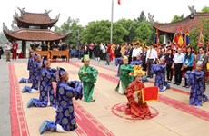 Phu Tho veut booster son tourisme