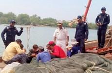 De nouveaux pêcheurs vietnamiens arrêtés dans les eaux malaisiennes