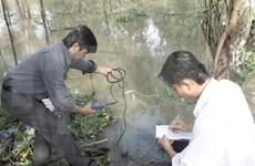 Evaluation des impacts environnementaux dans le Delta du Mékong