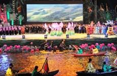 Journée culturelle des ethnies du Vietnam à Hau Giang