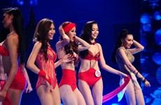 Miss Mer du Vietnam 2016 chante la beauté vietnamienne et la splendeur marine