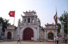 Le temple Tranh de Ninh Giang