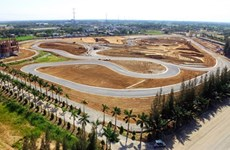 Happy Land, premier stade automobile au Vietnam, va faire chauffer la gomme