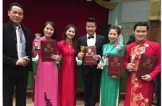 Le Vietnam primé à une fête des arts en RPDC