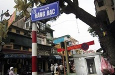Hang Bac, une rue de métier originale