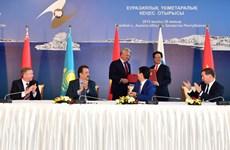 La Douma russe ratifie l'accord de libre-échange UEEA-Vietnam