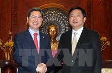 Ho Chi Minh-Ville souhaite renforcer sa coopération avec la R.de Corée