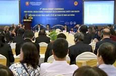 Forum de la sécurité et de la santé au travail de l'ASEAN