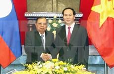La presse laotienne salue la visite officielle de Bounnhang Vorachit au Vietnam