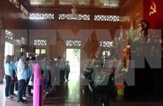 Une délégation thaïlandaise en visite à Nghe An