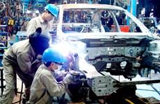 Avril : hausse de 7,9% de l'indice de production industrielle