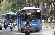 Développement du transport vert à Ho Chi Minh-Ville