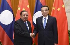 La Chine et le Laos conviennent de renforcer leur partenariat stratégique intégral