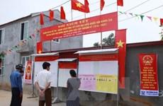 Elections anticipées dans 49 endroits à Quang Nam