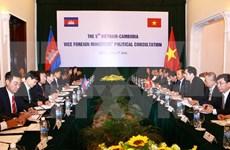 Vietnam-Cambodge : 5e consultation politique au niveau de vice-ministre des AE