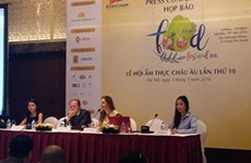 Prochainement le Festival de la culture gastronomique européenne à Hanoi