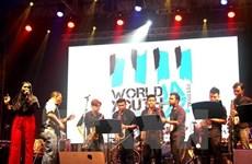 Le Vietnam au festival international junior de jazz en Malaisie