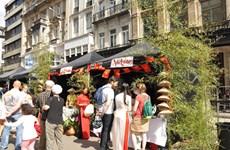Le Vietnam à la fête multiculturelle de Bruxelles