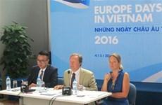 Les Journées européennes au Vietnam 2016
