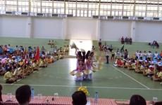 750 élèves participent à la fête sportive des handicapés