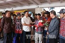 Rapatriement de 26 pêcheurs vietnamiens arrêtés en Indonésie