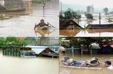 Calamités naturelles: 1,5 million de yens  pour le Centre