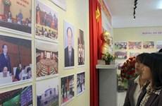 Exposition sur l'Assemblée nationale du Vietnam à Dà Lat