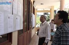 Elections : le district insulaire de Ly Son est prêt pour le jour J